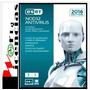 Eset Nod32 Antivirus V9 Licencia Original 2 Año X 3 Pc