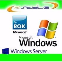 Hp Windows Server 2012 Essentials Rok 701587-dn1