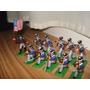 Set Soldados Americanos Independencia 1812 Supertoy S