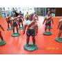 Antiguos Muñequitos De Plomo Futbol River Plate Años 30