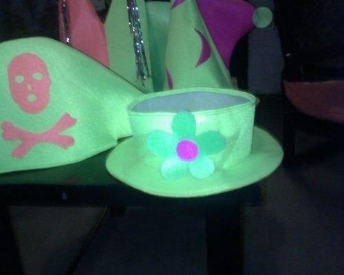 Sombreros Gorros Cotillon Fluo / Casamientos 15 Años - $ 21,99 en ...