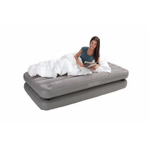 Colchón Inflable 2en1 Intex®sommier Confort Super Oferta
