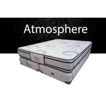 Sommier Y Colchon Atmosphere - 140 X 190 Cm - Suavestar