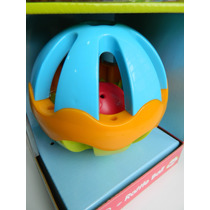 Pelota Sonajero E Toys Importada Bebes +6 Meses Sipi Shop
