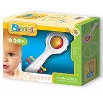Juguete Bebe Sonajero Bimbi Mariquita Sonidos Baby Shopping
