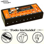 Fuente Sonomatic Super Electro Multiple Para 8 Pedales 9v