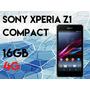 Sony Xperia Z1 Compact 4g Cam20mp Full Hd 1080p 5.0