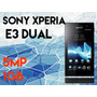 Sony Xperia E3 Dual 4gb Dual Core 1.2 Ghz Cam 5mp 4.0