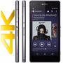 Sony Xperia Z2 Libres Cam. 20.7mp 4k 3gb Ram 3g 4g Quad Core