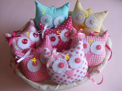 Souvenirs Buhos Lechuzas Nacimiento Baby Shower Cumpleaños ...