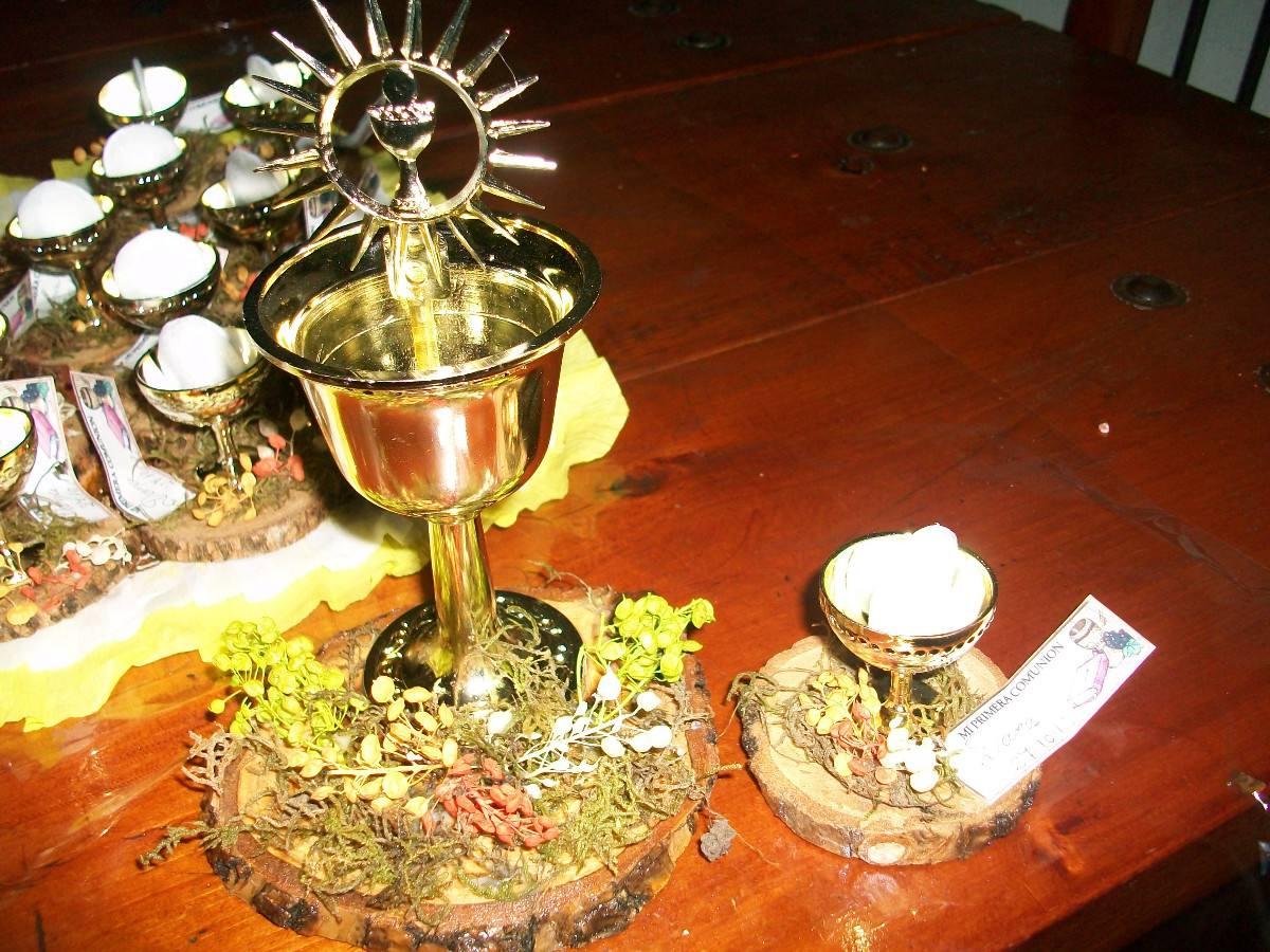Centros de mesa para comunion souvenirs mercadolibre - Centros de mesa para comunion ...