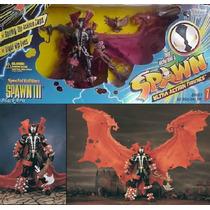Mcfarlane Spawn Iii Serie 7 Box Set Swargento!!!