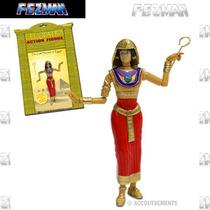 Accoutrements Cleopatra Figura De 15cm Egipto Fezman