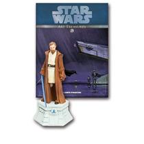 Ajedrez Star Wars - General Obi Wan Kenobi - Alfil Blanco