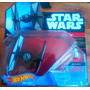 Star Wars Tie Fighter Hotwheels Blister Cerrado