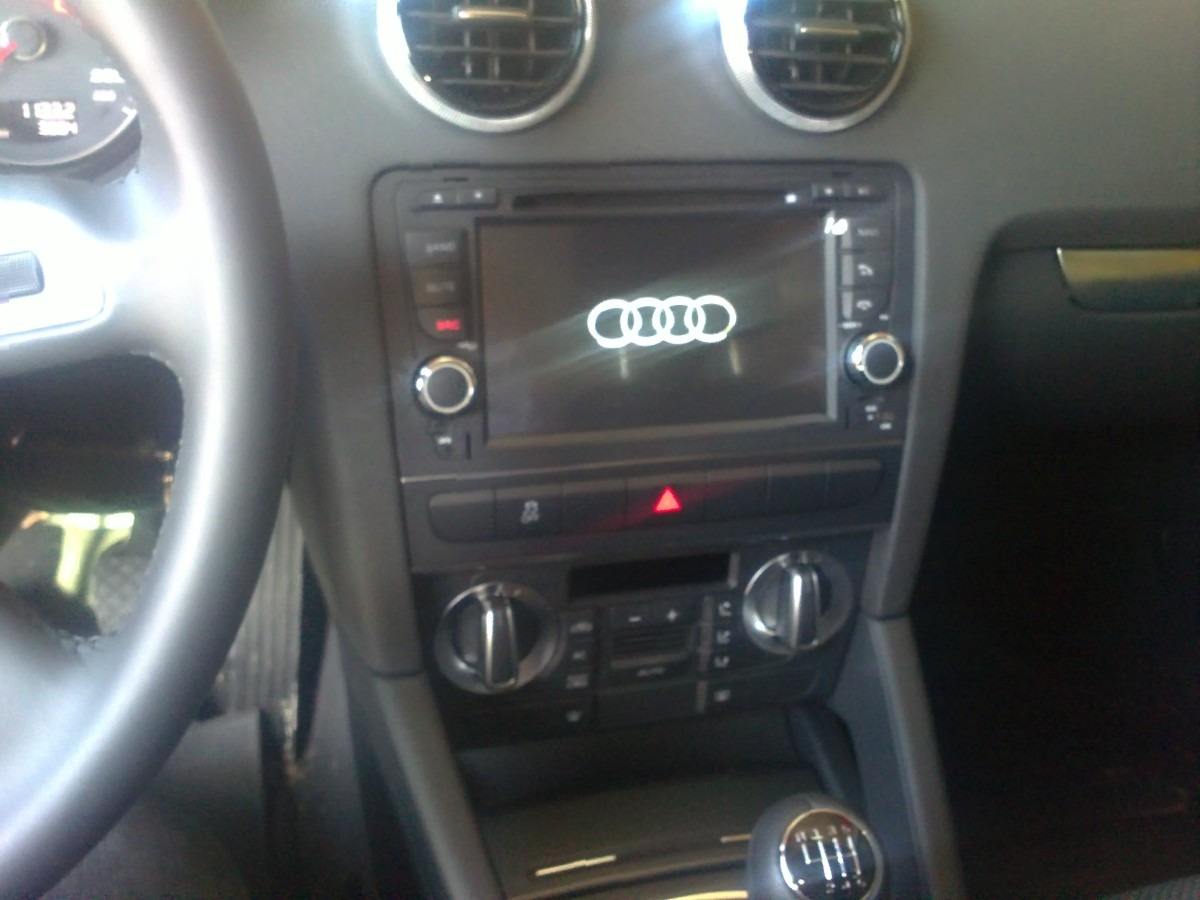 Detalle De Mi Coche  Gps Para Audi A3