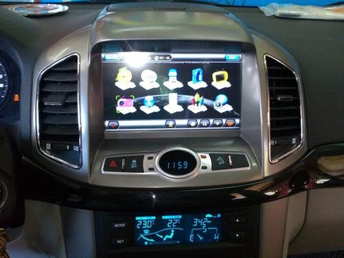 Stereo Dvd Gps Bluetooth Para Chevrolet New Captiva Ipod Tv