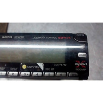 Stereo Sony Xplod Cdx-f5710 Cd Mp3 3 Salidas Rca 52x4