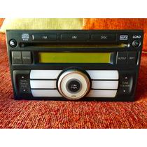 Stereo Original Nissan Mod Cq-en5780ad Doble Din Mp3 6 Cd
