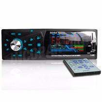Estereo Seisa Mp3 / Fm/ Usb/ Sd/ Control / 50 Watts X 4 Cana