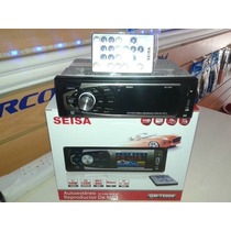 Autostereo Digital Seisa 50w X4 Mp3, Usb, Micro Sd Control