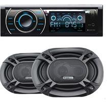 Combo Stereo Parlantes Suzuki Time Frente Desm Usb Mp3