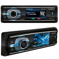 Stereo Dvd Autos Positron Sp4330bt - Lcd 3 Usb Mp3 Bluetooth