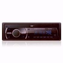 Autoestereo Targa Tag6016 Bluetooth Sd Usb Am/fm 1 Rca S/cd
