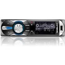 Autoestereo Noblex Nxr405 Usb Slot Sd 40w + Control Garantia