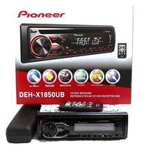 Combo Stereo Pioneer 1850 + 6x9 Soundstream Sf693! Audiocars