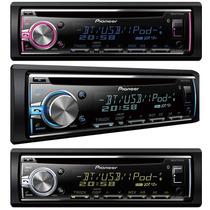 Stereo Pioneer Deh X 6850 Bt Usb Cd Bluetooth Reemplaza 6750