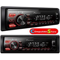 Stereo Pioneer Mvh 285 Bt Usb Aux Am/fm Bluetooth Belgrano R