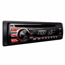 Stereo Pioneer P/ Auto Usb Aux Mixtrax Android Deh-x1750ubp