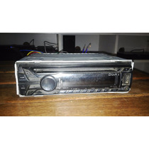 Stereo Sony Xplod Usb Frontal Aux Fm Am Bass Desmontable !!