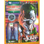 Joker Guasón Figura Plomo Editorial Aguilar N° 4 Batman 2011