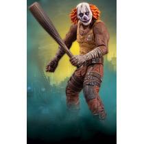 Clown Thug Arkham City Asylum Batman Joker Guason Payaso