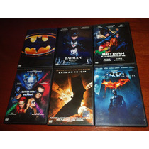 Batman Coleccion Completa En Dvd
