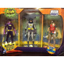 Batman Batichica Robin Mattel 1966 3 Pack ! Alucinante !