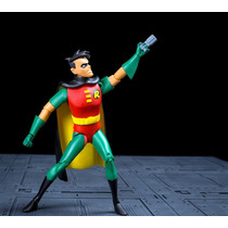 Robin Batman Animated Series Dc Comics Joker Guason
