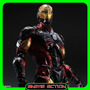 Iron Man Play Arts Kai Squareenix Anime Action