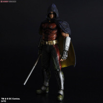 Robin Arkham City Play Arts Square Enix Batman Joker Bane Dc