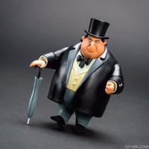 The Penguin El Pingüino Batman Animated Series Comics Joker