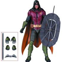 Robin Arkham Knight Batman Dc Collectibles Joker Guason Bane