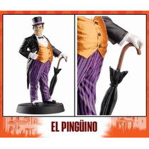 Figura De Plomo Dc Aguilar Comics (el Pinguino)