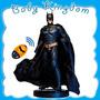 Figura Batman Articulado Interactivo Control Remoto. Nuevo
