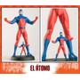 Dc Aguilar Figura De Plomo El Atomo