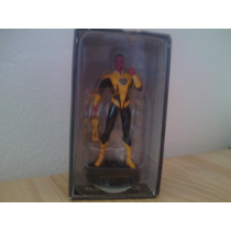 Figura Dc Plomo Aguilar - Sinestro (sin Fasciculo)