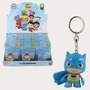 Little Mates Llaveros Dc Batman Superman Flash