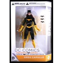 Dc Collectibles Batmam Design Greg Capullo Batgirl Nuevo !