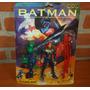 Figura C/accesorios Hiedra Venenosa Enemiga Batman Blister